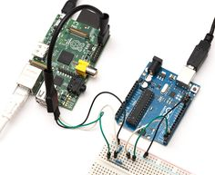 This tutorial shows you how to connect Raspberry Pi and Arduino using I2C communication, how to configure it. Combining them does not require your USB port.