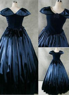 Simple but Elegant Victorian Dresses