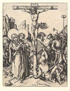 Martin Schongauer  (German, Colmar ca. 1435/50–1491 Breisach)