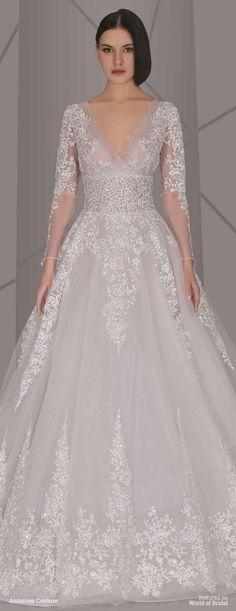Antonios Couture 2016 Wedding Dress