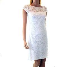 New White American Living dress size 10 Brand New White American Living dress size 10. NWT American Living Dresses