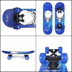 New Skateboards Toy for 3-5 Year Kids, 17\