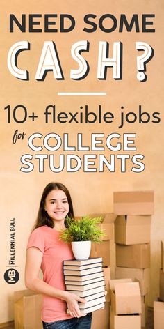 10 awesome part time job for college students. Schedule got you down? There are many ways you can find high paying jobs while going to school, both online and in person! Create your own fun and flexible work schedule by starting your own side hustle!