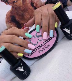 Sierra, Alba, Nail Spa, Nail Designs, Pretty Nails, Role Models, Sentences, Short Nails Art, Short Nail Designs