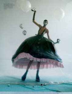 Tim Walker in 'ZZZZ...' Love Magazine 03