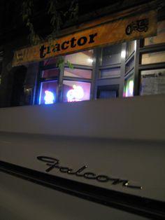 The Tractor Tavern in Old Ballard, Seattle