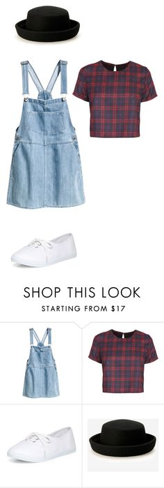 """""""Untitled #146"""" by kissmy-208 ❤ liked on Polyvore featuring H&M and Dorothy Perkins"""
