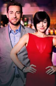 Zachary Levi and Krysta Rodriguez - First Date.. saw this in opening week previews. cute & fun, not necessarily a family show. have loved Zac Levi since CHUCK. Leads have Chemistry.