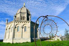 FQB13 - Chapelle Notre Dame de Provence à Forcalquier - Alpes de Haute Provence 04