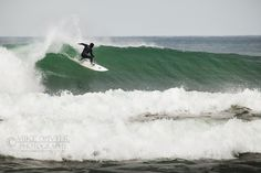 Freshwater West Surf Photo by Mike Sivyer