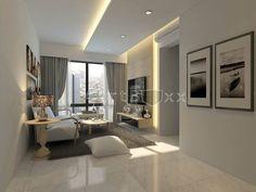 DBSS Modern Scandinavian Concept @ 138A Lake Vista - Interior Design Singapore