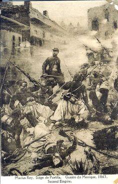 Troyes-en-Champagne: Troyes et le corps expéditionnaire mexicain de Napoléon III