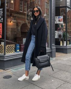 18 Stylish Autumn Winter Outfits Simple And Easy, autumn winter outfits casual, autumn winter outfits work, autumn winter outfits autumn winter outfits minimal classic,. Casual Winter Outfits, Winter Fashion Outfits, Look Fashion, Autumn Winter Fashion, Womens Fashion, New York Winter Fashion, Winter Ootd, Winter Chic, Winter Outfits Women
