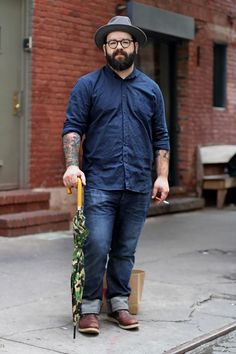 cool Inspiração: Looks 'Plus Size' by http://www.danafashiontrends.us/big-men-fashion/inspiracao-looks-plus-size/