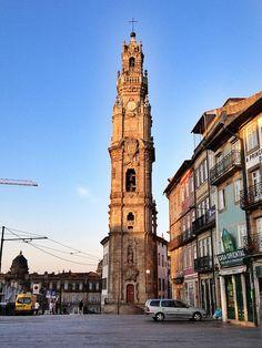 Clérigos - Porto, Portugal
