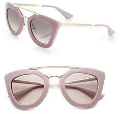 627ba3d8aa388 Prada 49MM Angular-Frame Sunglasses Oculos De Sol Prada, Modelos De Óculos,  Prada