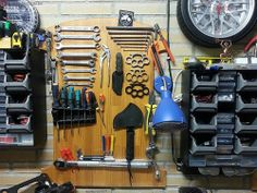 Well Stocked http://goodhal.blogspot.com/2013/03/tools-013.html #Pliers #Screwdrivers #Tools #Wrench #Wrenches