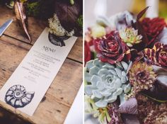 by MonsieurPlusMadame INSPIRATION DINOSAURE ! Cl, Place Cards, Place Card Holders, Inspiration, Flowers, Biblical Inspiration, Inspirational, Inhalation