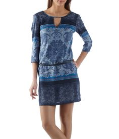 CAMAIEU – Women s printed dress