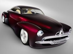 Holden EFIJY Concept Car ~ A wild 21st Century hot rod reincarnating Australia's most famous car, the FJ Holden..