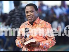 YouTube T B Joshua, Godly Man, Men Casual, Messages, Let It Be, Watches, Youtube, Fictional Characters, Wrist Watches