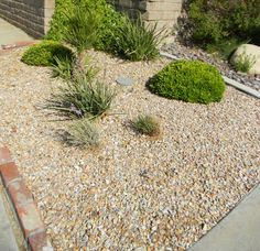 Apache Gold Gravel 7 8 Quot Is A Crushed Granite Rock That Is