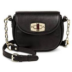 Women's Crossbody Handbag with Turnlock - Merona™