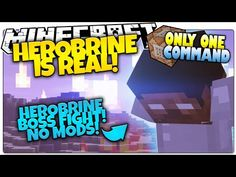 Furniture In Minecraft | NO MODS! | Only One Command Block (One Command Creation) - YouTube