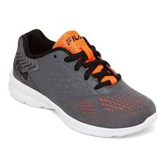 cdadcfe269a4 Fila Armitage 5 Boys Running Shoes Lace-up - Little Big Kids - JCPenney