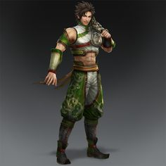 Dynasty Warriors 8 – Even More Character-Specific Screenshots