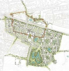 Nærheden, Suburb Of The Future «  Landscape Architecture Works   Landezine
