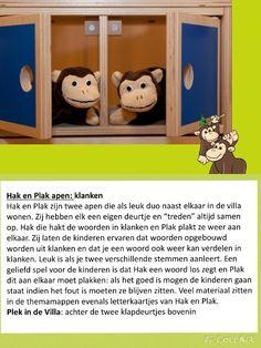 Hak en plak apen