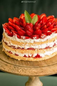 Polish Recipes, Cheesecake, Food, Mascarpone, Pies, Meal, Cheesecakes, Essen, Hoods