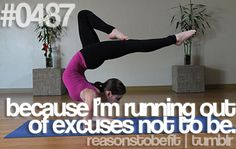 Reasons To Be Fit #487
