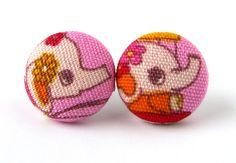Cute elephant earrings $8.90