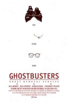 Los cazafantasmas (Ghost Busters) #posters