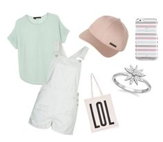 """Untitled #17"" by lily-gruye on Polyvore featuring Billabong, 360 Sweater, Topshop, London Road, ALPHABET BAGS and Kate Spade"