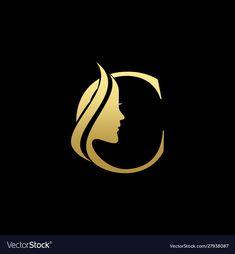 Beauty Logo, Beauty Art, Beauty Women, S Logo Design, Lettering Design, Makeup Illustration, Black Background Wallpaper, Simple Line Drawings, Girl Silhouette