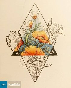 Repost from @lcadbfa -  LCAD Illustration Alumnus Corey Remington will be a featured artist in next months RAW exhibition! For ticket and sweepstakes info check out Corey's profile @c.remington.art #LCAD #alumni #illustration #castofcrowns #tattoo #illustration #poppies #geometric #watercolor #ink #drawing #rawartist #raw #verve #yosttheater - #regrann