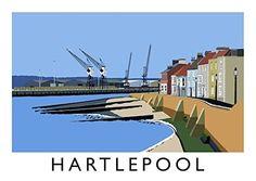 Hartlepool Art Print (A3) Chequered Chicken https://www.amazon.co.uk/dp/B01FRGSZ9E/ref=cm_sw_r_pi_dp_wtZpxb8XEWSKM
