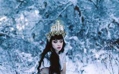 Fine Art Portrait Photography by Kindra Nikole
