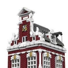 Lego 4, Lego Batman, Casa Lego, Lego Village, Lego Table, Lego Trains, Lego Military, Lego Modular, Lego Storage