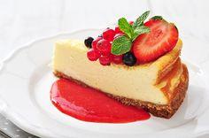 New York Cheesecake Te enseñamos a cocinar recetas fáciles cómo la receta de New York Cheesecake y muchas otras recetas de cocina.