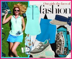 The Golf Girl Face Of Fashion by #LorisGolfShoppe