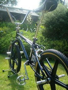 Not mine,,,,, but Another Beautiful Falcon Freestyler. Inspired from one of the earlyer GT Performer model's