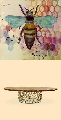 Natur Kunst Möbel: BRABBU Eine Designmarke, Die Eine Intensive Lebensweise  Widerspiegelt, Die Kraft