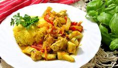 Kliknij i przeczytaj ten artykuł! Food And Drink, Meat, Chicken, Curry, Food Heaven, Curries, Cubs