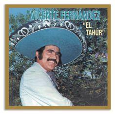 El Rey.  Vincente Fernandez.