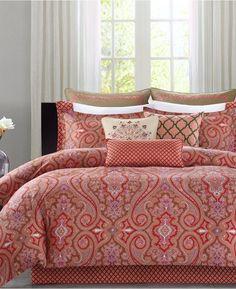 Echo Aberdeen California King Comforter Set