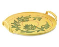 I love the Carciofi Pasta Serving Platter on Williams-Sonoma.com